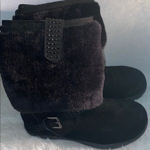Cheeks boots black 6.5